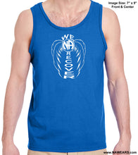 utt- We Recover Wings - Unisex Tank Tops