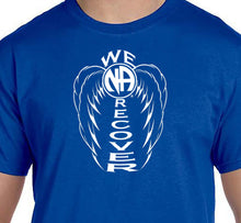 We Do Recover  Wings T-shirt