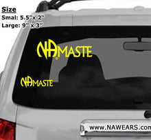 Win Decal - NA NAmesta