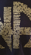 Words Of Recovery V.1 T-shirt