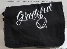 Bag- GRATEFUL Messenger Bag - Color Options