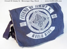 Bag- Friend Of Jimmy K Messenger Bag
