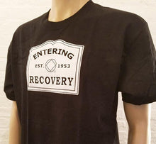 Entering Recovery  T-shirt - nawears