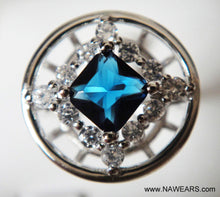ring11, Ladies Gem & CZ Symbol