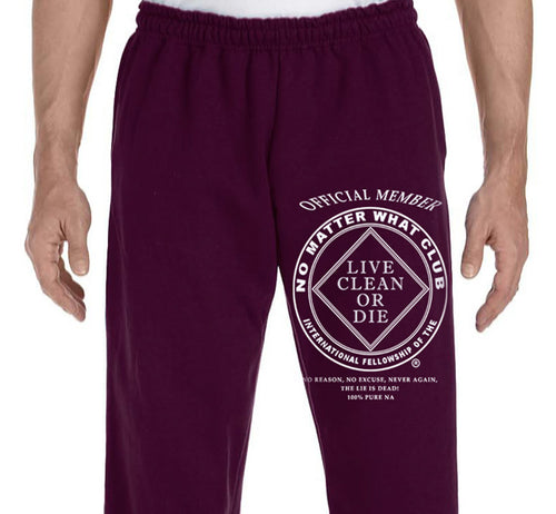 hsp - NO MATTER WHAT - Sweat Pants