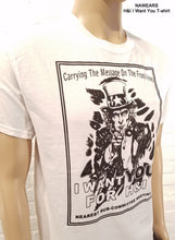 Uncle Sam I Want You T-shirt