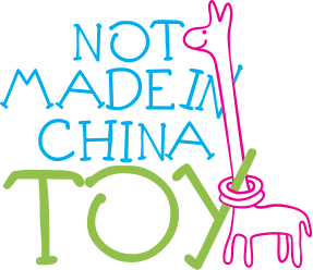 Not Made In China Toy