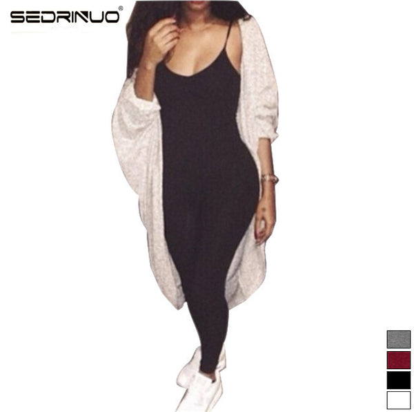 SEDRINUO Casual Bodysuit - Bold and Beautiful