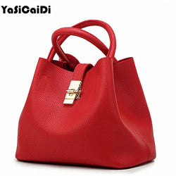 YASICAIDI Bucket Shaped Women Bags - Bold and Beautiful