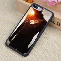 DC Comics The Flash Printed Soft Rubber Phone Cases For iPhone 6 6S Plus 7 7 Plus 5 5S 5C SE 4 4S Back Cover Skin Shell - Bold and Beautiful