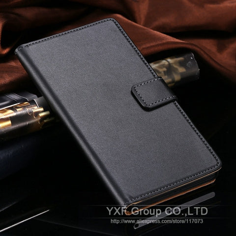 KISSCASE Wallet With Stand Leather Case For Sony Xperia Z2 C770x Retro Mobile Phone Accessories Luxury Cover For Xperia Z2 Cases - Bold and Beautiful