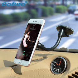 Universal Mobile Phone Magnetic Holder with Suction Windshield Mount - Works with All Smartphone Brands - Bold and Beautiful