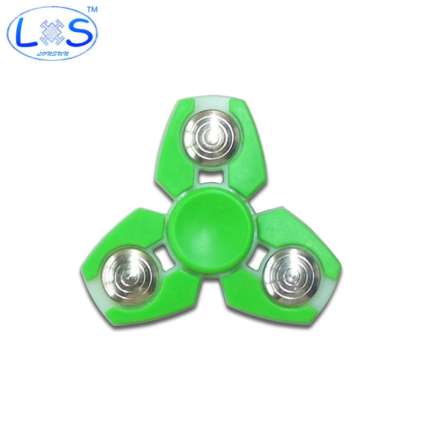 Professional Design For Children EDC Spinner Fidgets Hand Spinner For Autism And ADHD Rotation Time Long kid Toys Random color - Bold and Beautiful