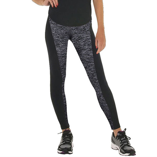 2017 Fashion Women Leggings Ladies Sexy High Elastic Waist Patchwork Skinny Fitness Legging Activewear Casual Leggins Trousers - Bold and Beautiful