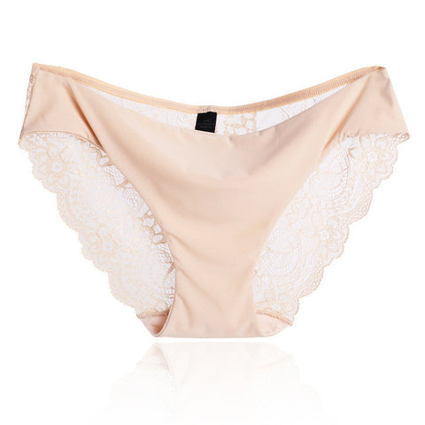 S-2XL! Low-Rise Seamless Cotton Breathable Panty - Bold and Beautiful