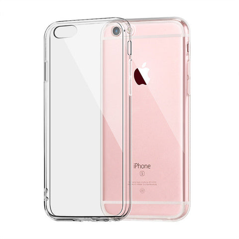 IQD Clear Phone Case For Apple iPhone 6/6s/7 Plus - Bold and Beautiful