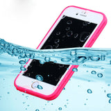 Waterproof Case For iPhone 7 6 6s Plus 5 5S SE - Bold and Beautiful