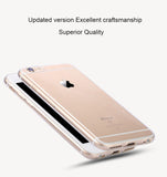 Clear Soft TPU Case for iPhone 7/7 Plus