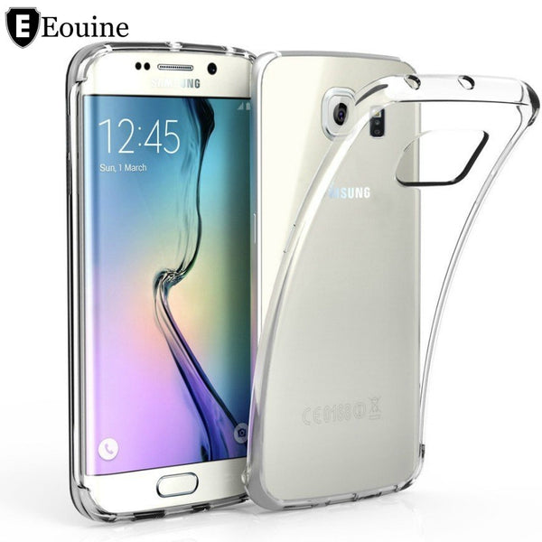 Transparent Silicon Coque for samsung galaxy S3 S4 S5 Mini S6 S7 Edge S8 Plus J1 J3 J5 A3 A5 2016 2015 2017 J7 Grand Prime Case - Bold and Beautiful
