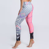 Multicolor Printed Leggings - Bold and Beautiful