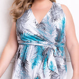 The Resta Floral Summer Maxi Dress - Bold and Beautiful