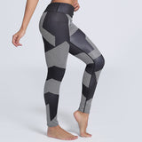High Quality Digital Printed Leggings - Bold and Beautiful