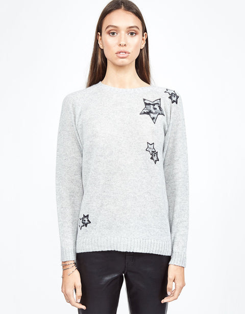 North Star Cashmere Sweater