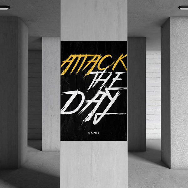 Poster | Attack The Day