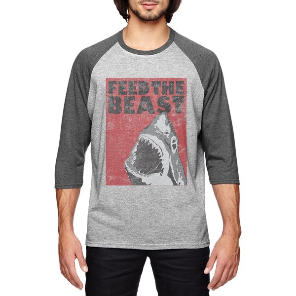 T-Shirt | Feed the Beast Shark