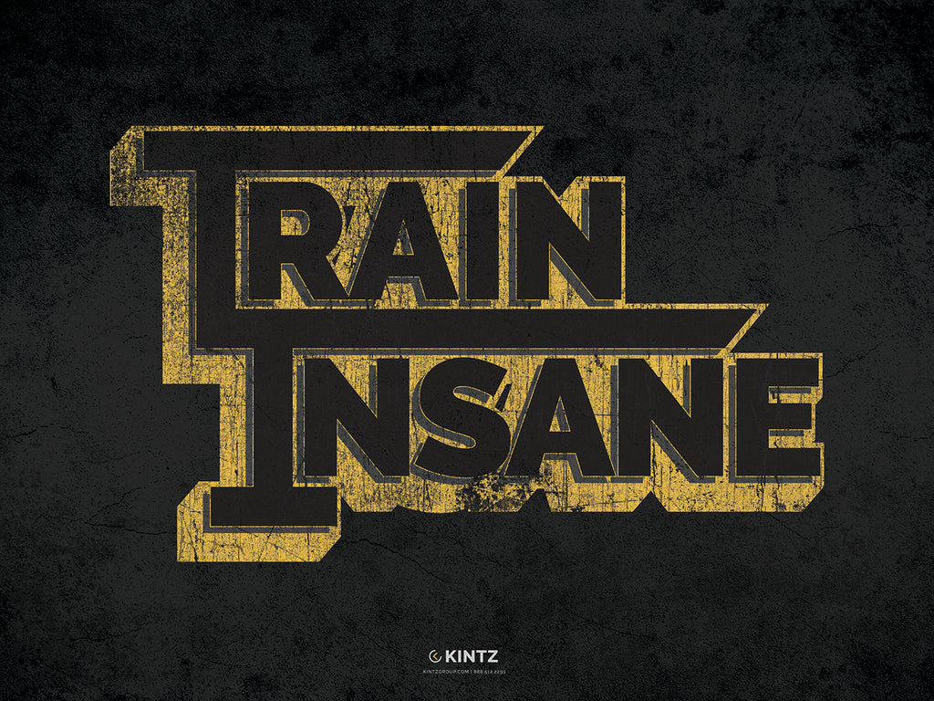 Poster | Train Insane