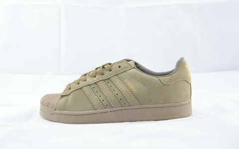 Adidas Super Star Gold