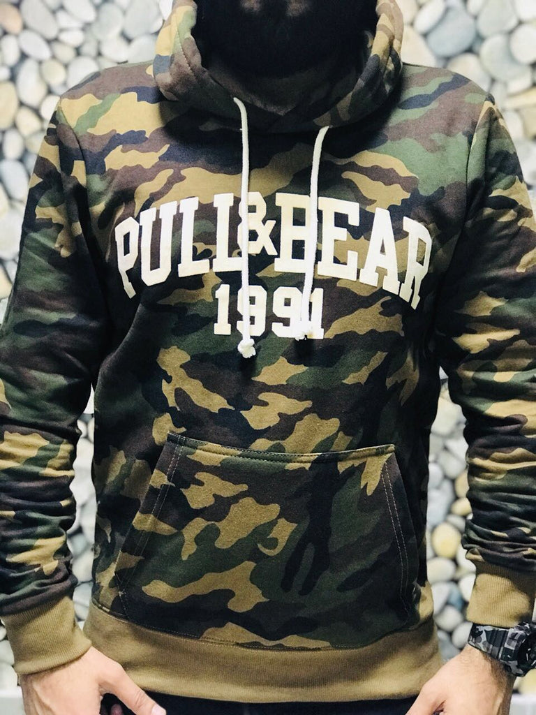 Pull & Bear Hoodies