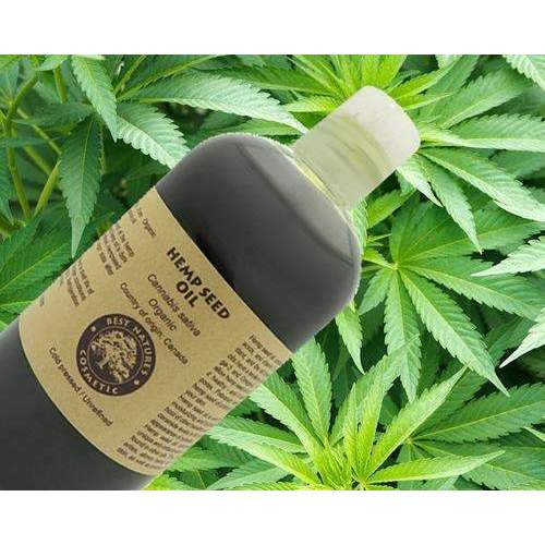 100% Pure Hemp Seed Oil (Organic, Cold Pressed,: Body Cleansers- Shop MIXXCI