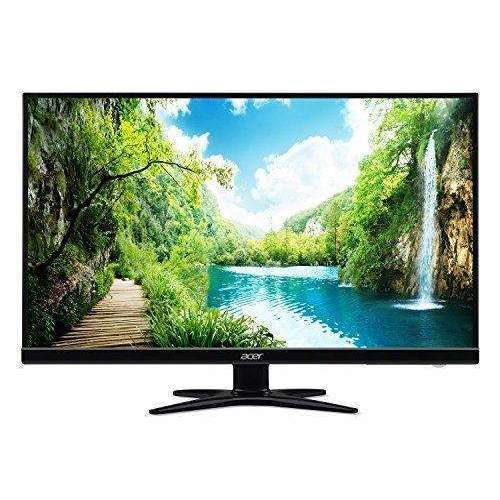 "Acer Um.Hg6Aa.K03 G276Hl Kbmidx 27"" Full Hd (1920 X 1080) Va Zero Frame Monitor With Built-In Speakers (Hdmi, Dvi & Vga Ports): Computer Monitors- Shop MIXXCI"
