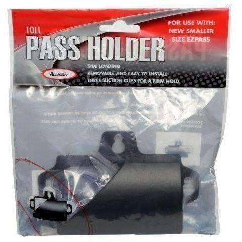 Allison 54-0109 Black Toll Pass Holder: New- Shop MIXXCI