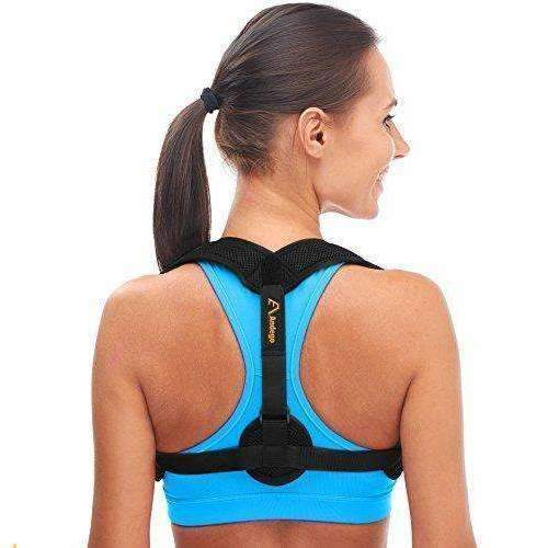 Andego Back Posture Corrector For Women & Men – Effective And Comfortable Posture Brace For Slouching & Hunching - Discreet Design – Clavicle Support For Medical Problems & Injury Rehab: Outdoor Recreation- Shop MIXXCI