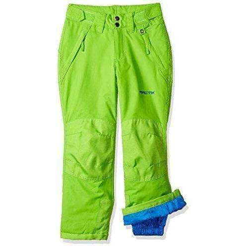Arctix Youth Snow Pants With Reinforced Knees And Seat: Boys Clothing- Shop MIXXCI