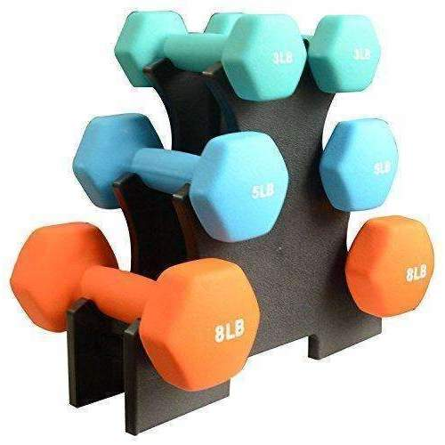 Balancefrom Gofit All-Purpose Dumbbells: Strength Training Equipment- Shop MIXXCI