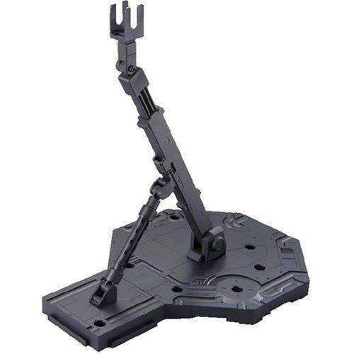 Bandai Hobby Action Base 1 Display Stand (1/100 Scale), Black: Hobbies- Shop MIXXCI