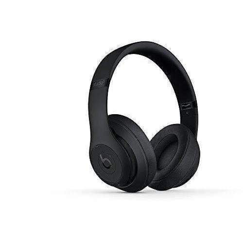 Beats Studio3 Wireless Headphones - Matte Black: Audio Headphones- Shop MIXXCI