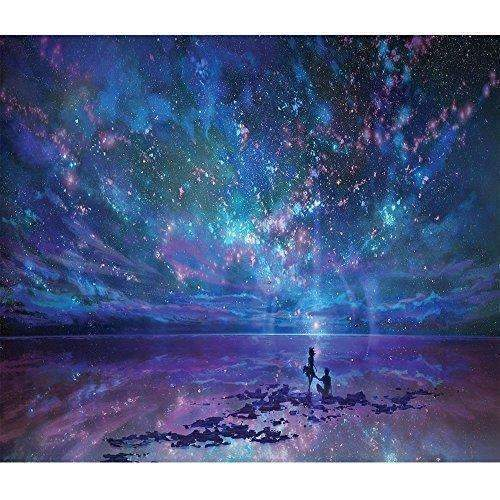 Blxecky 5D Diy Diamond Painting By Number Kits,Night Sky(16X12Inch/40X30Cm): Arts, Crafts & Sewing- Shop MIXXCI