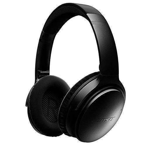 Bose Quietcomfort 35 (Series I) Wireless Headphones, Noise Cancelling - Black: Audio Headphones- Shop MIXXCI