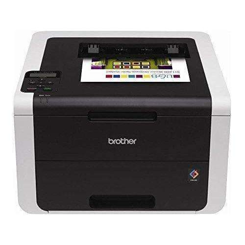 Brother Hl-3170Cdw Digital Color Printer With Wireless Networking And Duplex, Amazon Dash Replenishment Enabled: Computer Printers- Shop MIXXCI