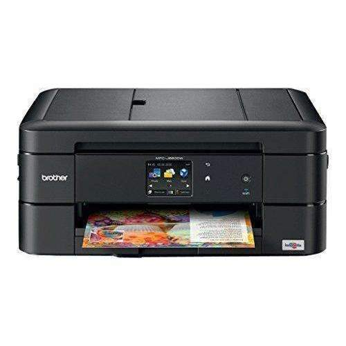 Brother Printer Mfc-J680Dw Wireless Color Photo Inkjet Printer With Scanner, Copier & Fax, Amazon Dash Replenishment Enabled: Computer Printers- Shop MIXXCI