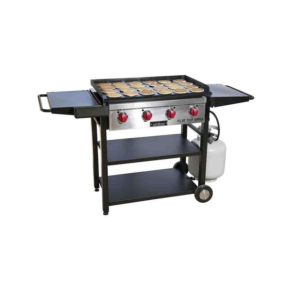 Camp Chef, Best Professional Restaurant Grade Cooking Flat Tog Grill With Grilling Surface And Side Shelves Ft600: Outdoor Grills- Shop MIXXCI