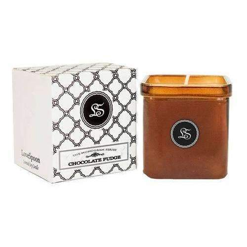 Chocolate Fudge Soy Candle: Candles- Shop MIXXCI