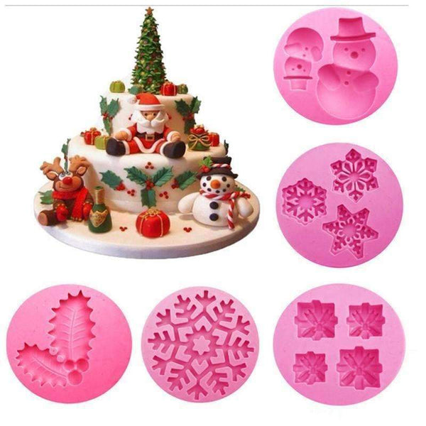 Christmas Baking Mold: Bakeware- Shop MIXXCI