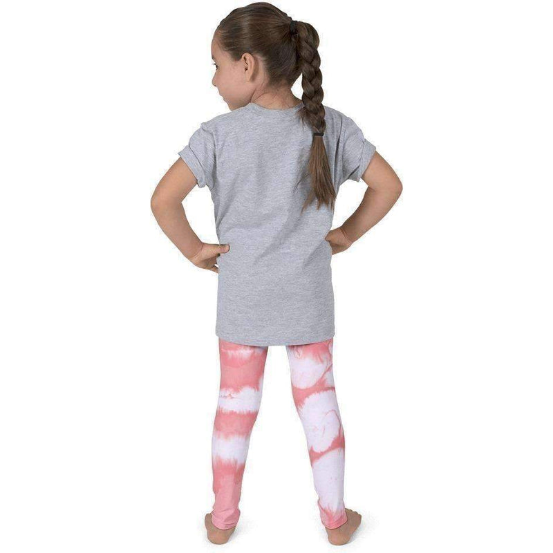Coral Print Kid'S Leggings: Baby Apparel- Shop MIXXCI