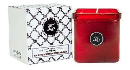Cranberry Marmalade Soy Candle: - Shop MIXXCI