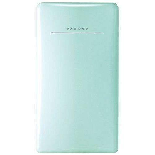 Daewoo Fr-044Rcnm Retro Compact Refrigerator, 4.4 Cu. Ft., Mint: Appliances- Shop MIXXCI